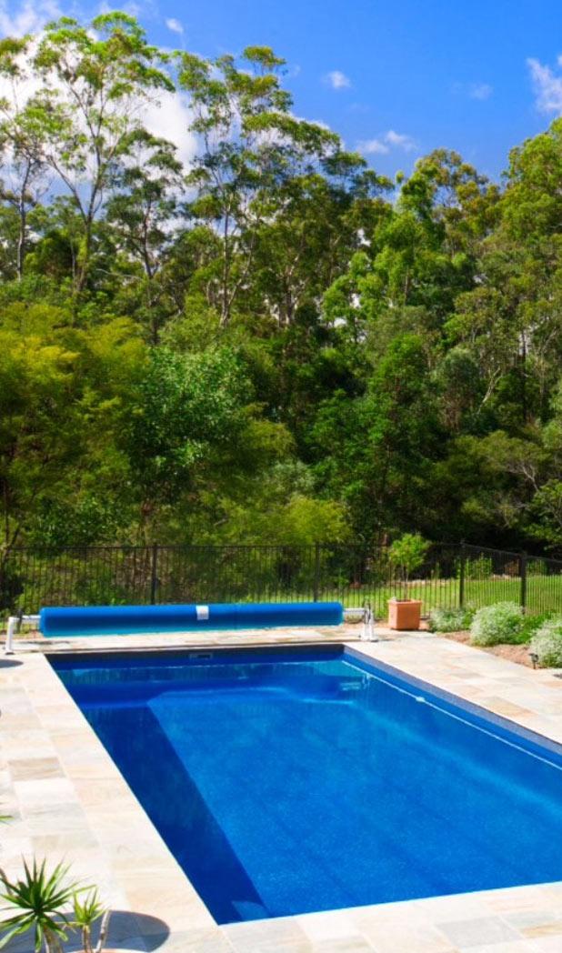 gold coast swimming pools beautiful backyards